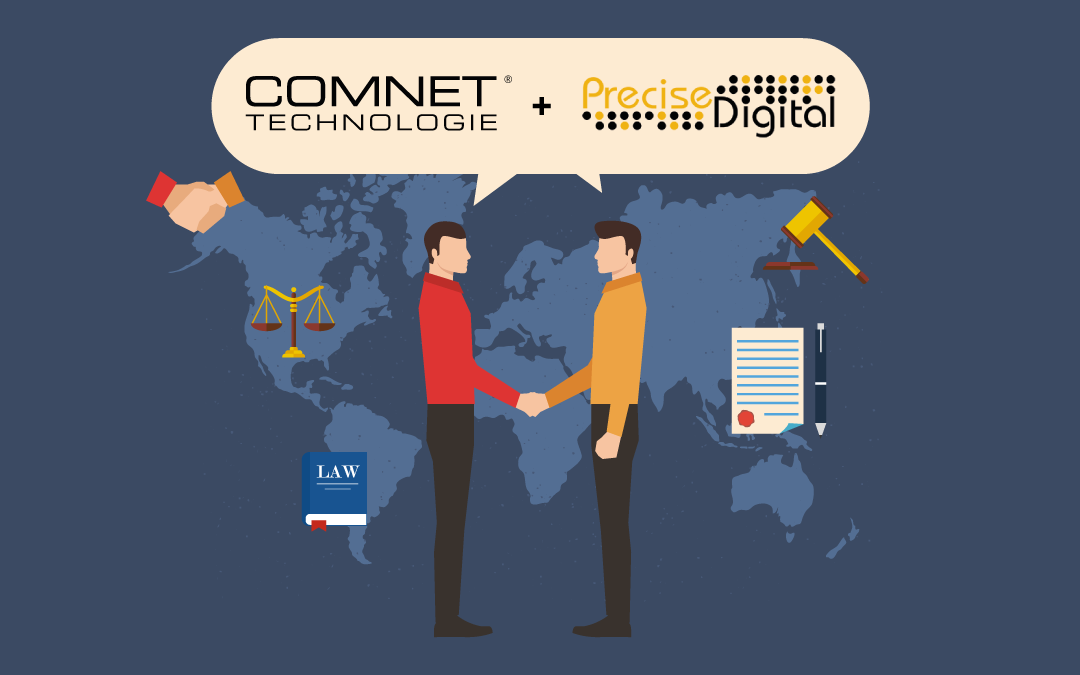Comnet Technologie and Precise Digital: Distribution agreement in USA